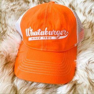 Whataburger Hat